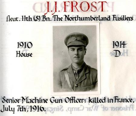 Profile picture for James John Frost