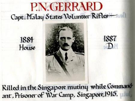 Profile picture for Percy Netterville Gerrard