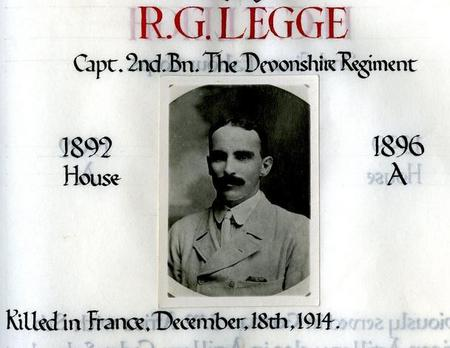 Profile picture for Ronald George Legge