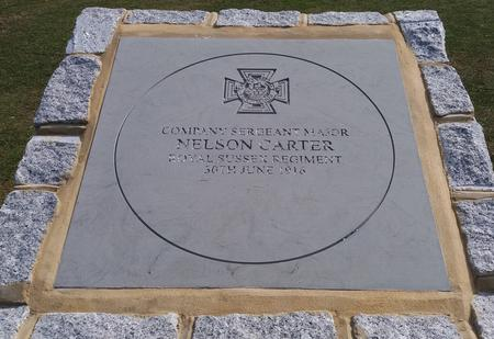 Centennial Commemorative Paving Stone