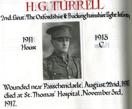 Profile picture for Henry Gifford Turrell
