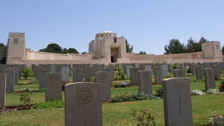 Jerusalem War Cemetery and Memorial Wall