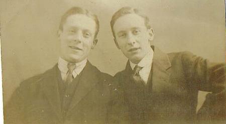 Sam and Frank Swindells