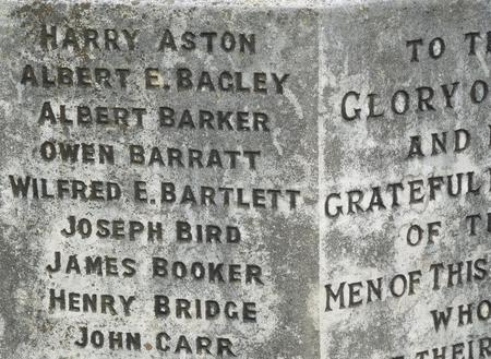 Profile picture for Albert Barker