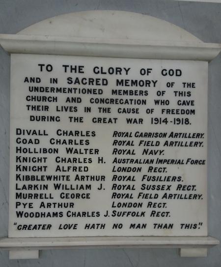 Hailsham Methodist Church