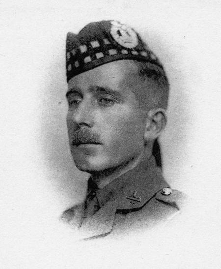 Lieutenant Arthur Frederick Vere Stephenson.