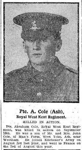 Profile picture for Abraham Cole