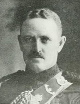 Profile picture for George Geoffrey Prendergast Humphreys