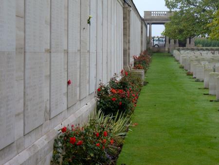 CWGC Loos Memorial