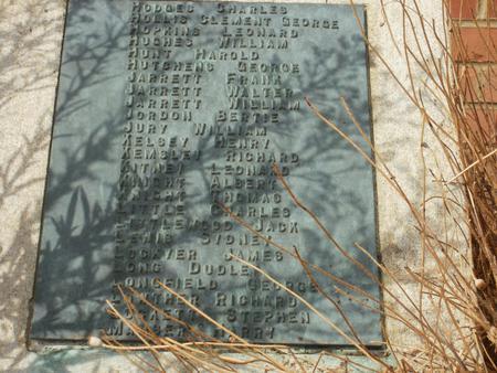 Sittingbourne War Memorial