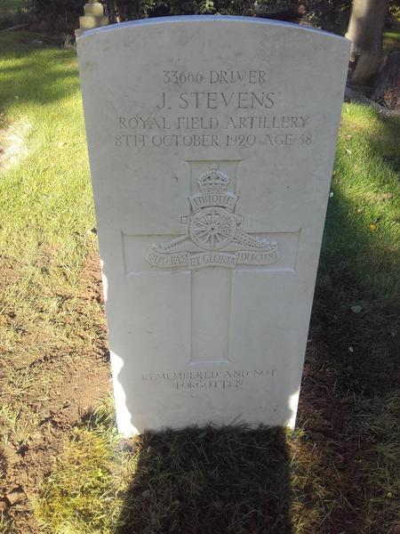 Profile picture for John Stevens