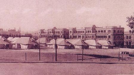 Floriana Military Hospital Malta