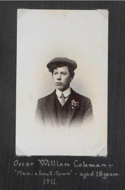 Profile picture for Oscar William Coleman