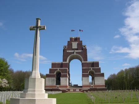 CWGC Thiepval Memorial