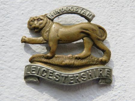 Leicestershire Regiment Cap Badge