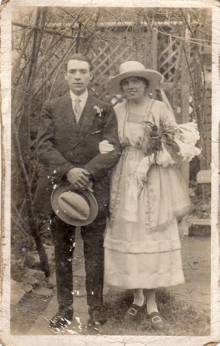 Marriage of Cyril & Dorothy