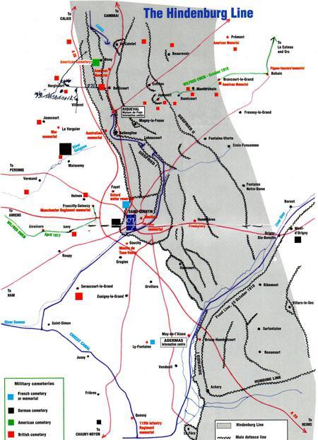 The Hindenburg Line