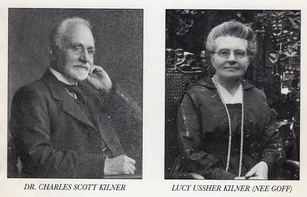 Charles and Lucy Kilner
