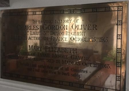 Profile picture for Charles Gordon Oliver