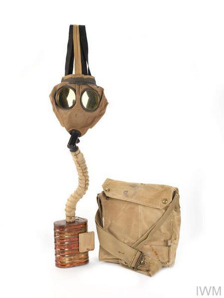 Respirator, Small Box Type & Haversack