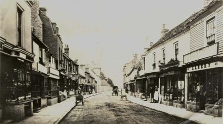 West St, Horsham