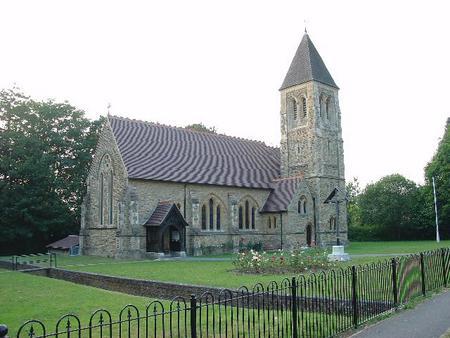 one of Horsham's churches
