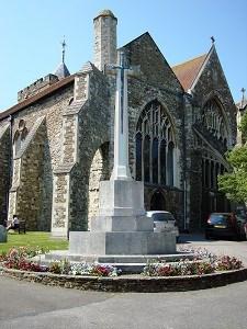 St Mary the Virgin Church Rye
