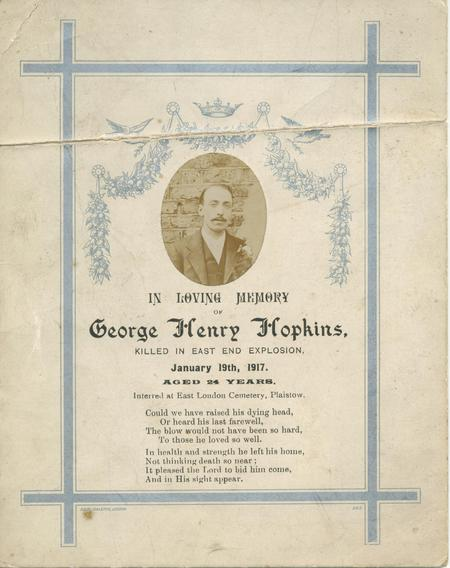 Profile picture for George Henry Hopkins