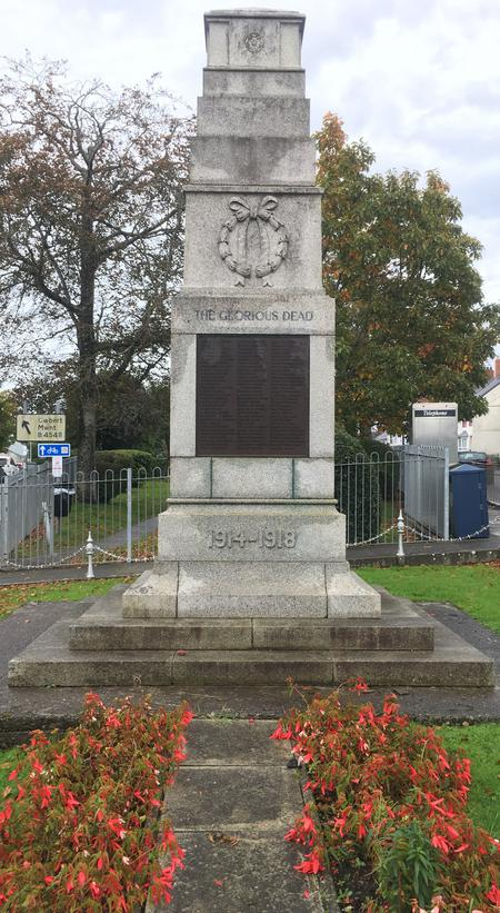 Cardigan War Memorial