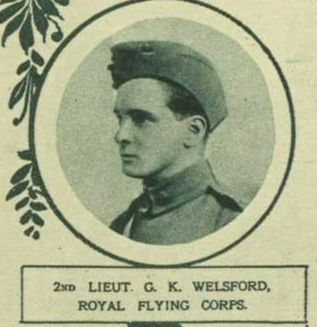 Profile picture for George Keith Welsford