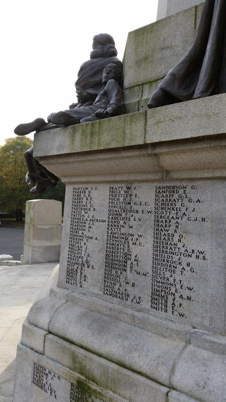 Image of Port Sunlight War Memorial