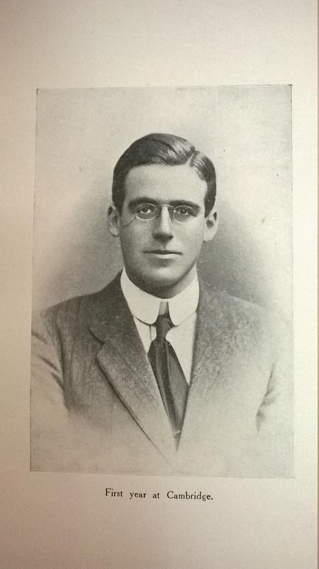 Profile picture for Osbert Harold Brown