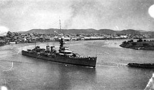 HMS Dunedin