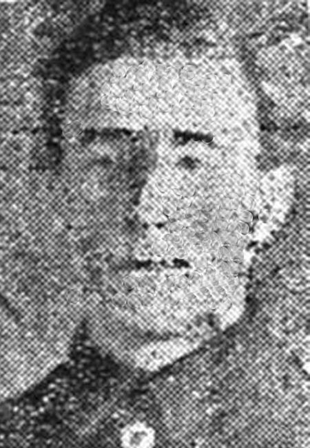 Gunner George Matheson