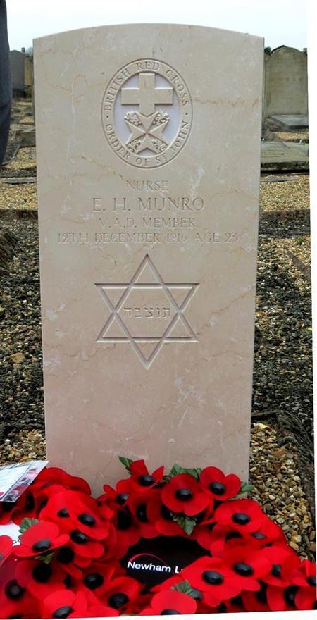 Profile picture for Edith Hilda Munro