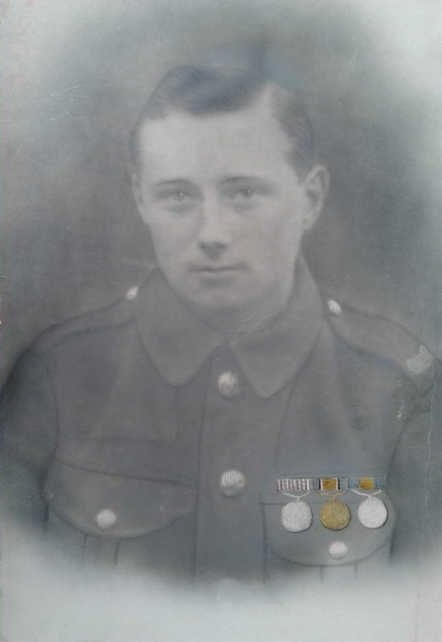 Profile picture for Wilfred John Coram