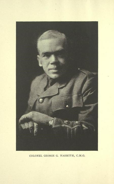 Profile picture for George Gallie Nasmith