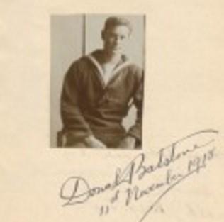 Profile picture for Donald Keith Batstone