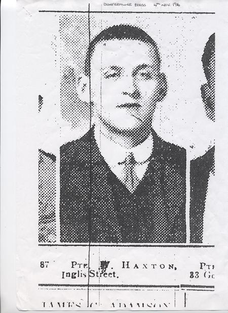 Profile picture for William Haxton