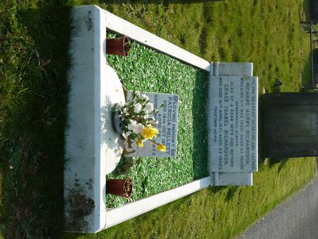Gravestone for Richard Harry Richardson