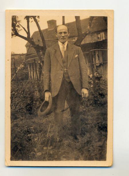 Arthur Hughes as a Civillian