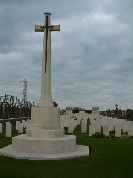 Estaires Communal Cemetery - 2