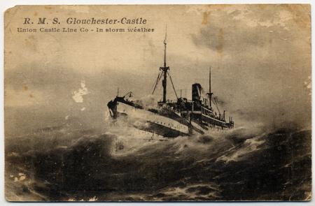 RMS Gloucester-Castle
