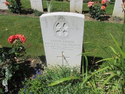 gravestone Ste. Marie Cemetery Le Havre Normandy
