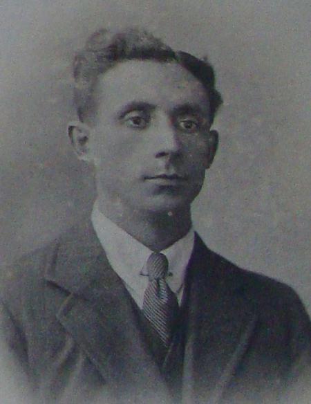 Profile picture for George Frederick Johnson