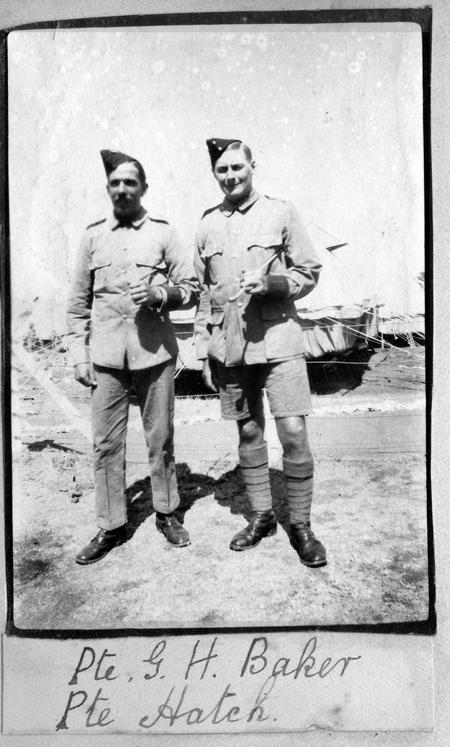 WW1 in India