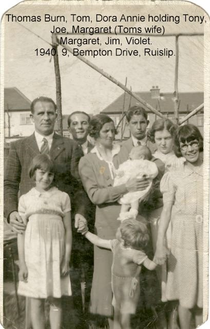 The 'Green' family 1940