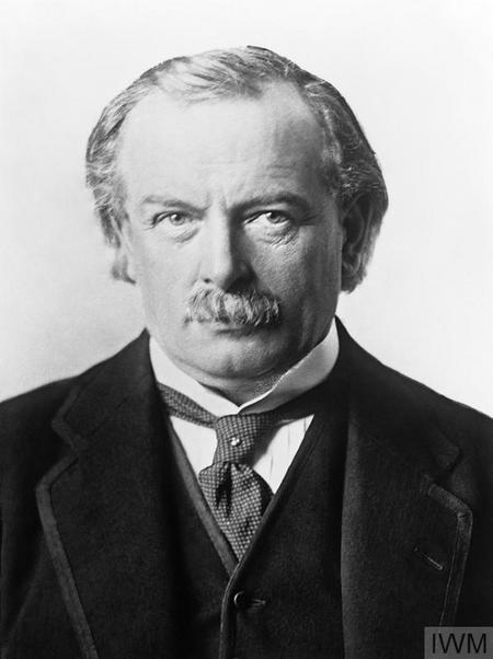 Profile picture for David Lloyd George, M.p.