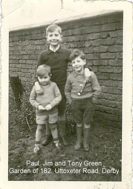 Jim, Tony and Paul