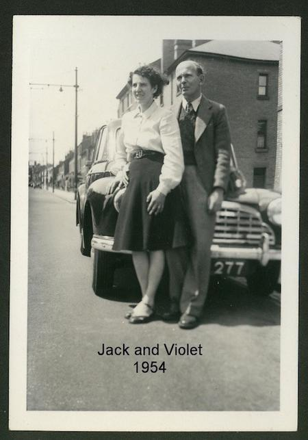 Violet and Jack Scattergood